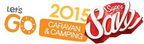 Caravan and Camping Super Sale logo